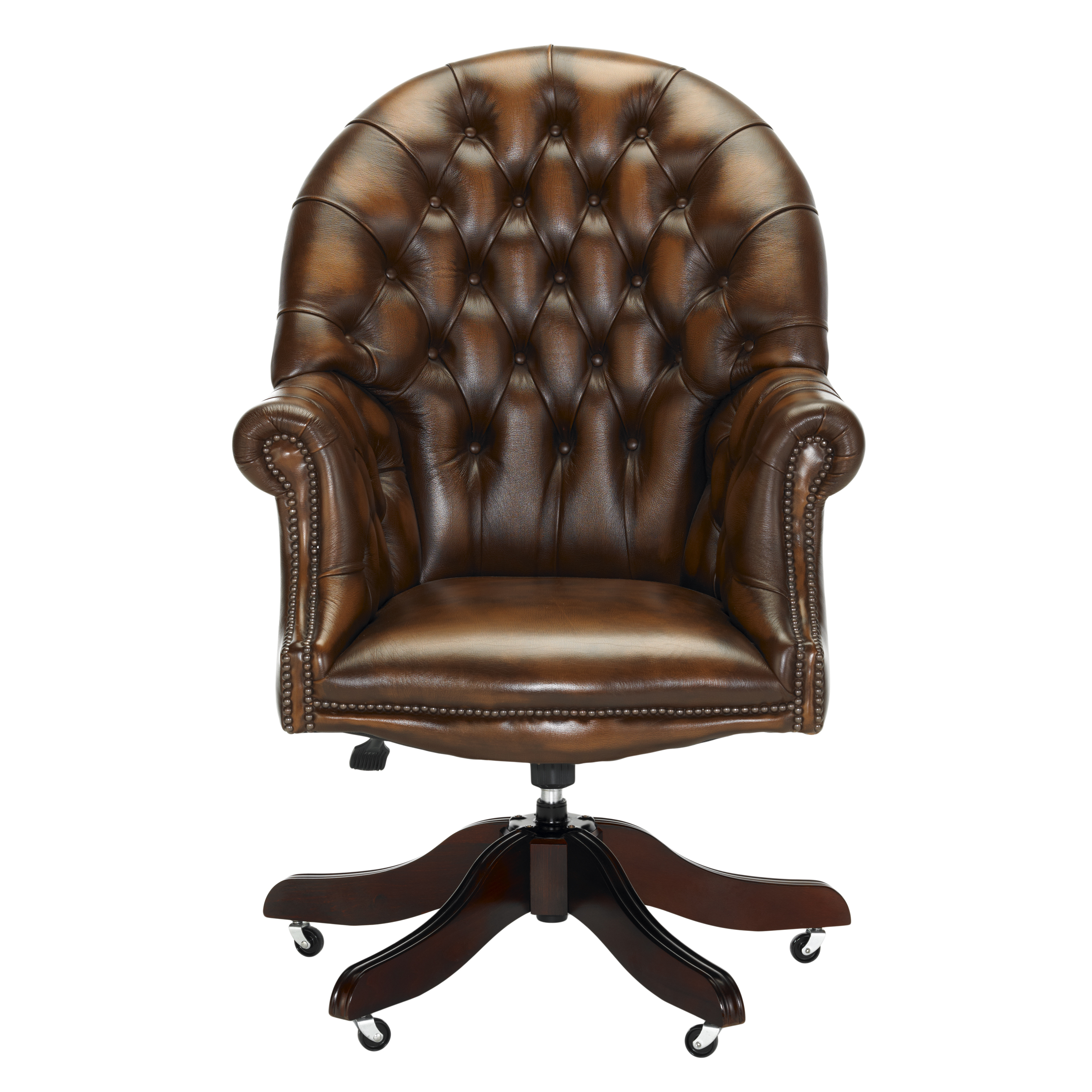 The Directors Office Chair English Chesterfields