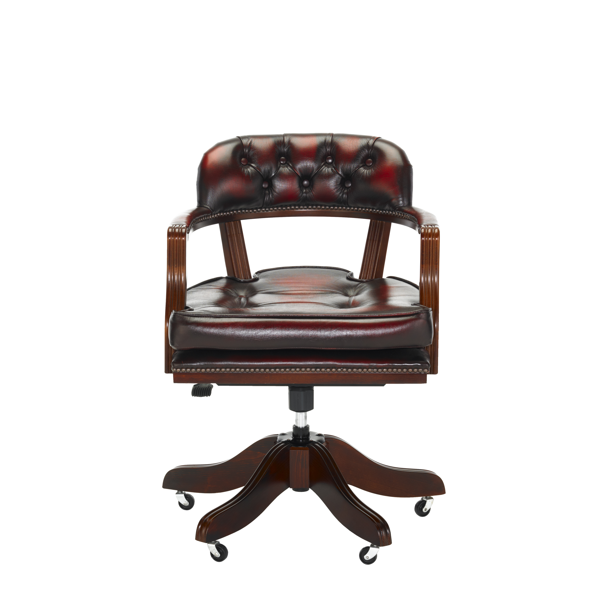 Court chair English Chesterfields
