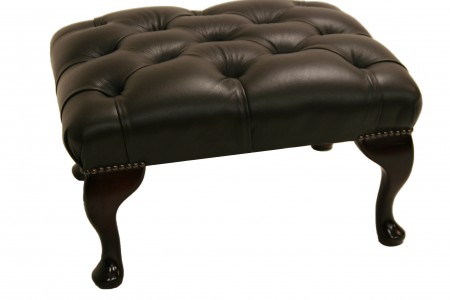 Queen ann footstool